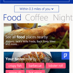 El nuevo Foursquare para Windows Phone ya está disponible